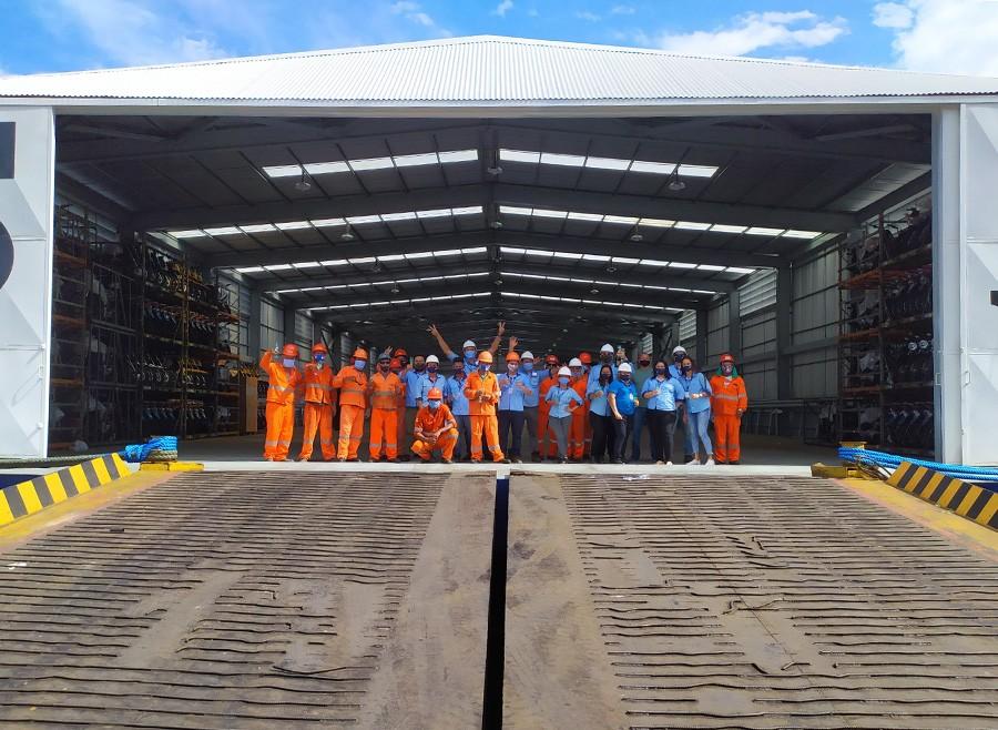 Combitrans inaugura Balsa SW Valência